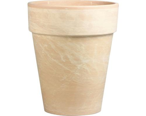 Ghiveci tip vaza Spang XL, teracota, Ø 17 cm, maro