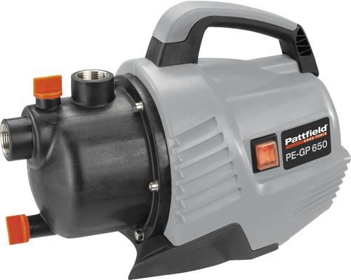 Pompă de grădină Pattfield PE-GP 650
