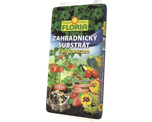 FloraSelf Select Pamant de gradina cu mycorhiza 50 l