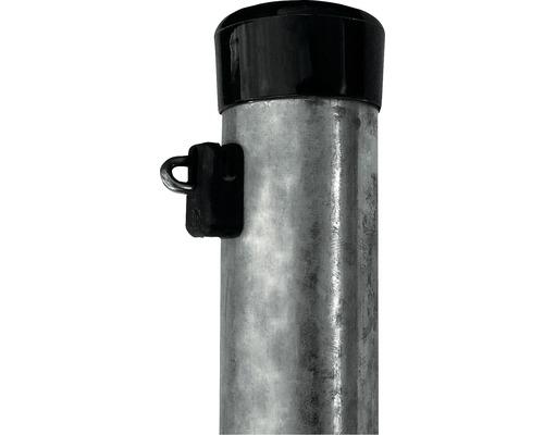 Stalp zincat rotund D38 mm H 1750 mm