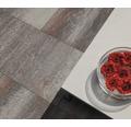 Dala Semmelrock Luxor rosu rubiniu bazaltic 60x30x5 cm