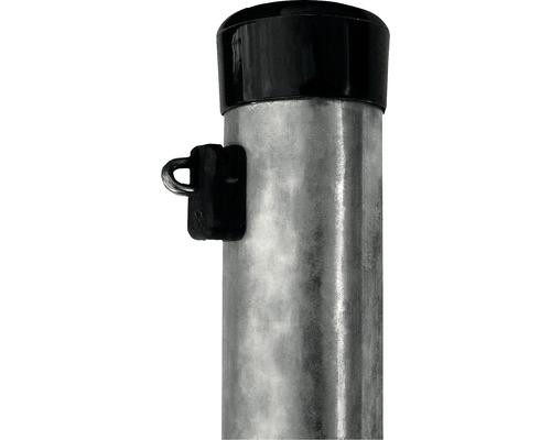 Stalp galvanizat rotund Ø 48 cm H 2,4 m