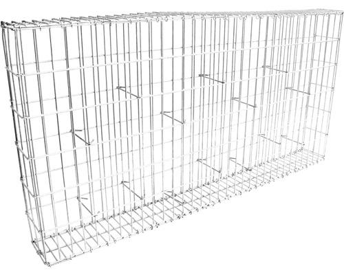 Gabion zid, 180 x 60 x 12 cm