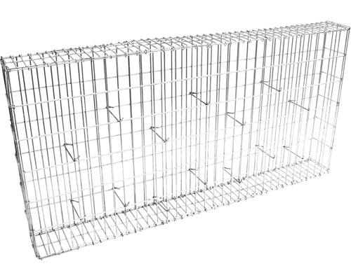 Gabion zid, 120 x 60 x 12 cm