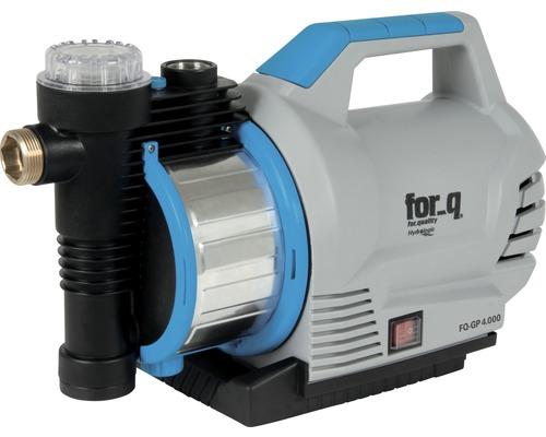 for_q Pompa pentru gradina FQ-GP 4.000, 870 W, 4000 l/h, H 47 m