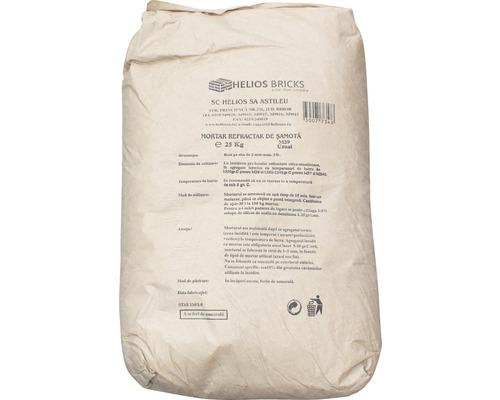 Mortar refractar Helios 25 kg