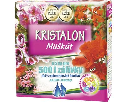 Ingrasamant Kristalon pentru muscate 500 g