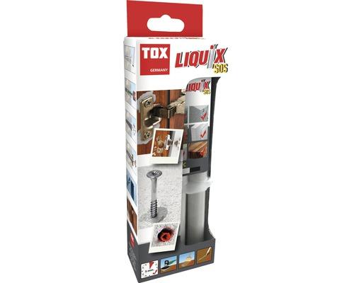 Set adeziv pentru reparatii dibluri & suruburi Tox Liquix SOS 25ml
