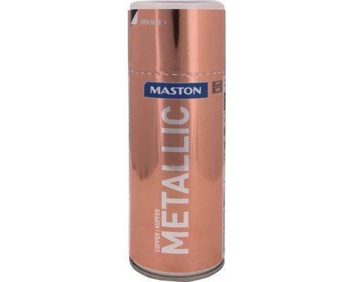 Lac acrilic spray Maston cupru metalic 400 ml