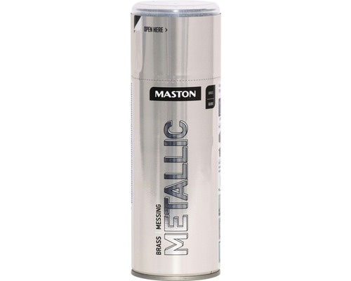 Lac acrilic spray Maston alama metalic 400 ml
