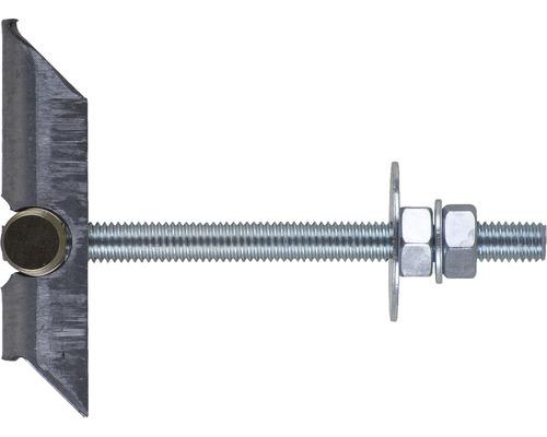 Ancore metalice cu piulita Tox Spagat Pro Ø20x100 mm, filet metric M8, 10 bucati, pentru perete fals
