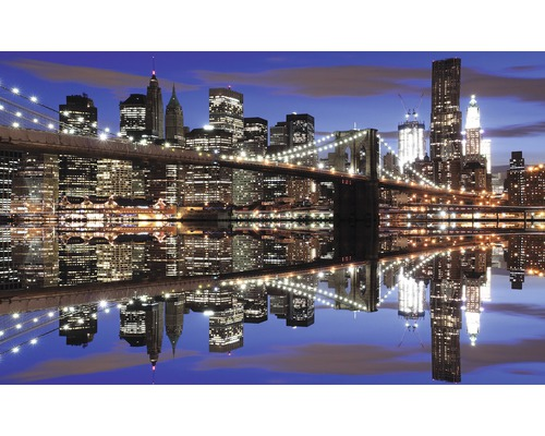 Fototapet hartie Brooklyn Bridge 254x184 cm