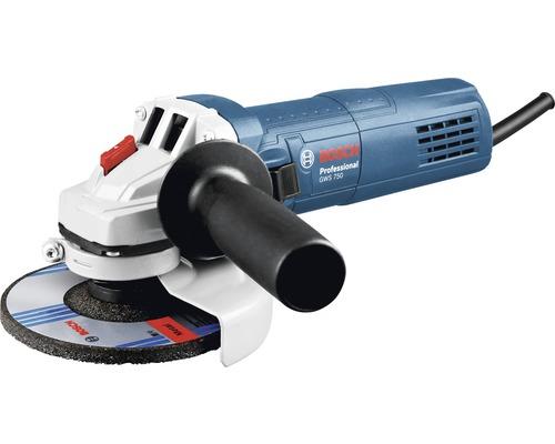 Polizor unghiular Bosch Professional GWS750-125 750W 125mm