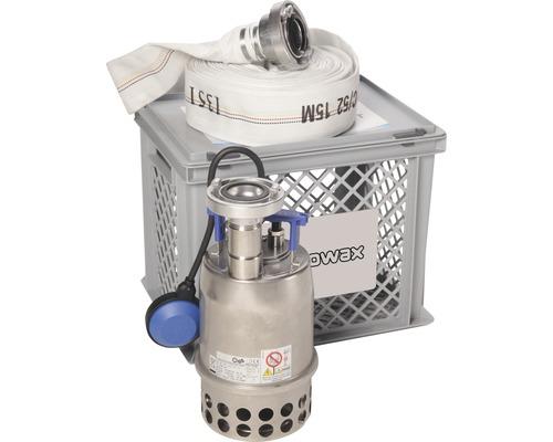 Pompa submersibila, 500 W, 10.000 l/h, H 6,5 m, include set inundatie STPN 600