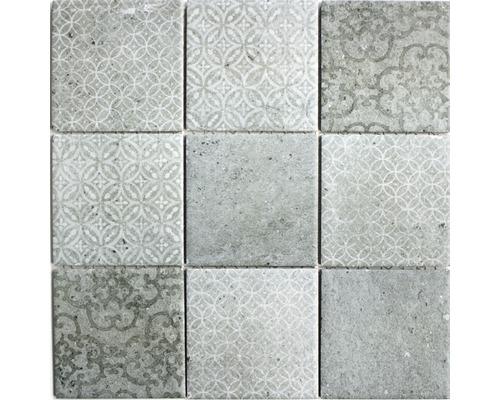 Mozaic ceramic CELLO gri 30x30 cm